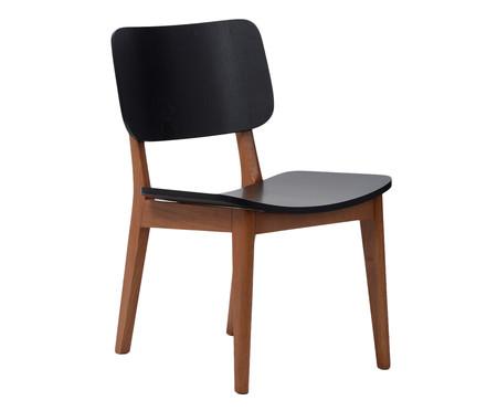 Cadeira Tomásia - Preta | WestwingNow