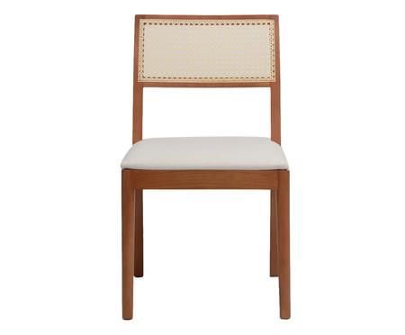 Cadeira com Estofado Letha Mia | WestwingNow