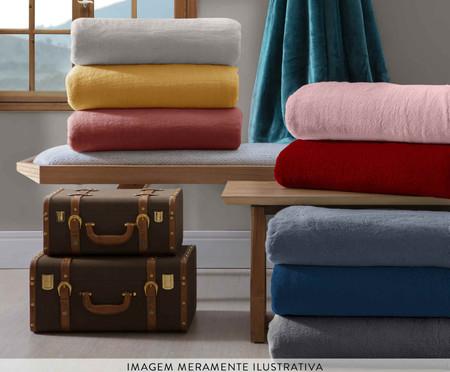 Cobertor Soft Super Verde - 300G/M² | WestwingNow