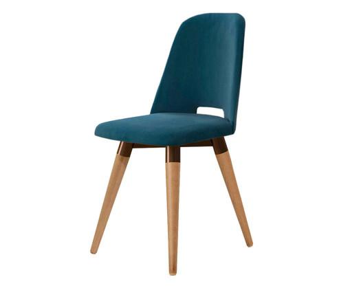 Cadeira Giratória Selina Ta - Azul, Azul | WestwingNow