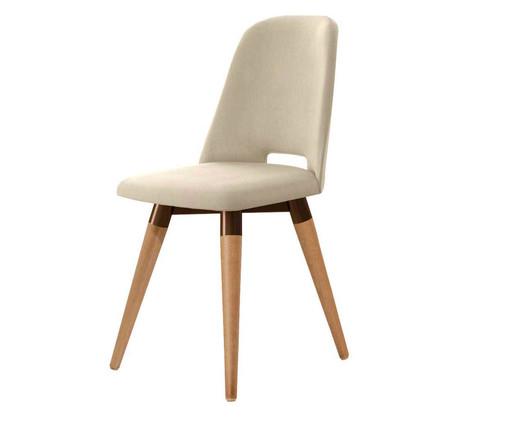 Cadeira Giratória Selina - Bege, Bege | WestwingNow