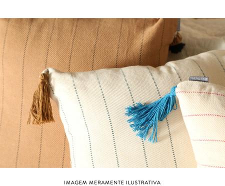 Capa de Almofada com Tassel Celeste | WestwingNow