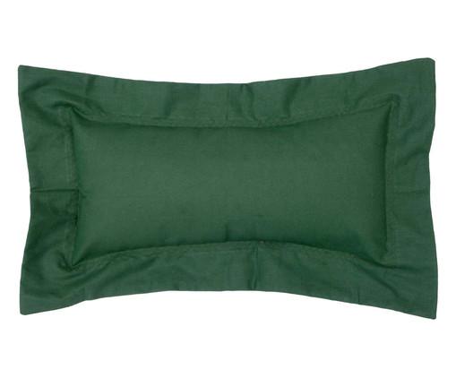 Capa de Almofada Lise Verde Militar - 150 Fios, Verde Militar | WestwingNow