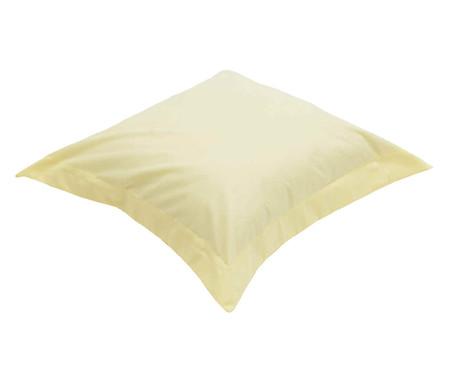 Capa de Almofada Lise 150 Fios - Amarela | WestwingNow