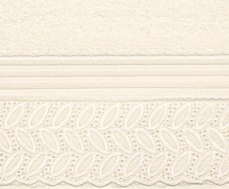 Jogo de Toalhas Egípcias Venice 500G/M² - Pérola | WestwingNow