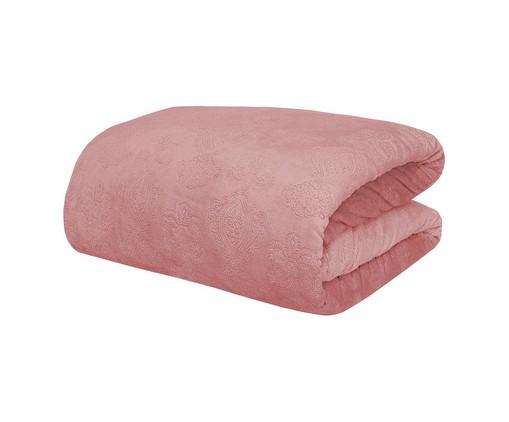 Cobertor Blanket Jacquard 300 fios - Rosa, Rosé Bride   WestwingNow