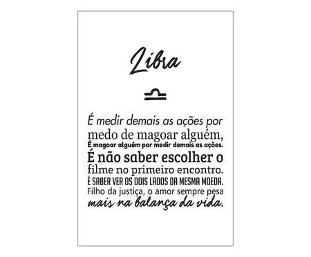 Placa signos Libra | WestwingNow