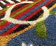 Tapete Capacho em Fibra de Coco Blamm Vivian, Multicolorido | WestwingNow