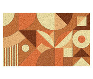 Tapete Capacho Geométrico Ardengo - Colorido | WestwingNow