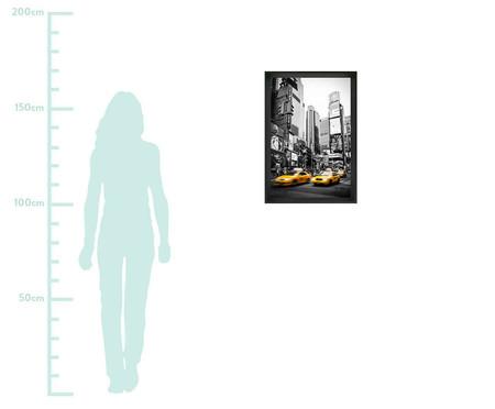Quadro com Vidro Times Square NY l | WestwingNow