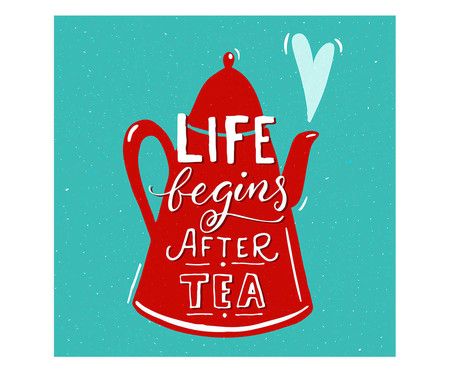 Placa life begins after tea | WestwingNow