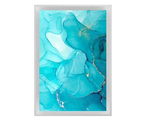 Quadro com Vidro Francis, Branco | WestwingNow