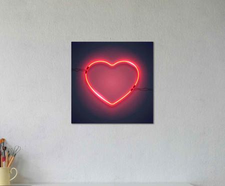 Placa coração | WestwingNow