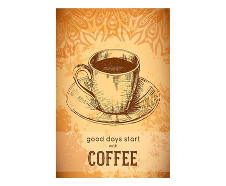Placa good days starts with coffee | WestwingNow