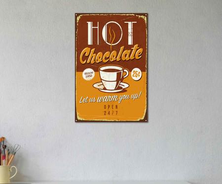 Placa hot chocolate   WestwingNow