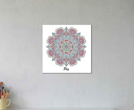 Placa Mandala Paz | WestwingNow