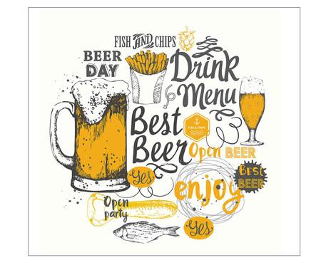 Placa best beer | WestwingNow