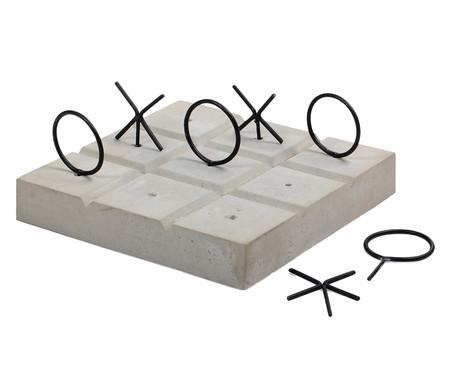 Jogo da Velha Facco - Cimento | WestwingNow