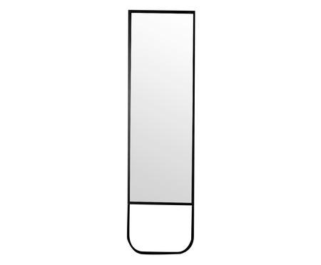 Espelho de Chão Curve - Preto Fosco | WestwingNow