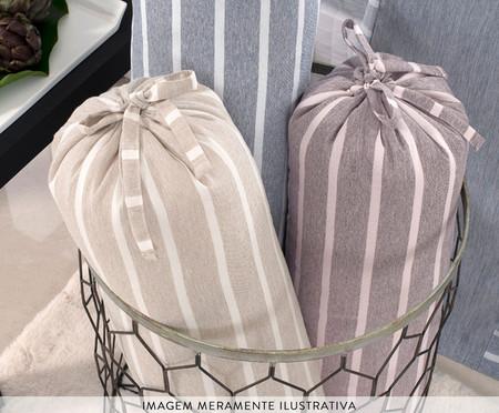 Almofada Rolinho Chambre - Roxa | WestwingNow