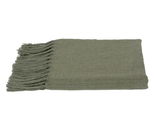 Manta Basica - Verde Musgo, Verde | WestwingNow