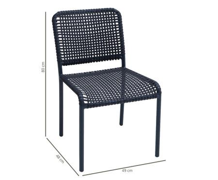 Cadeira Valdivia - Azul | WestwingNow