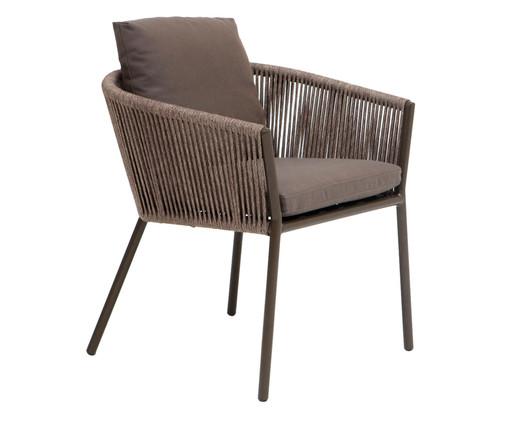 Cadeira Paraguaçu - Cinza, cinza | WestwingNow