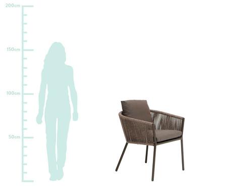 Cadeira Paraguaçu - Cinza | WestwingNow