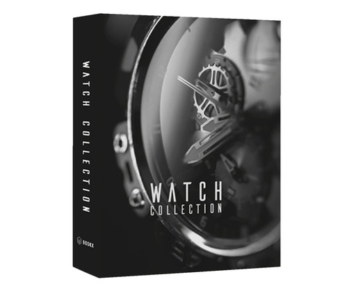 Book Box Watch Collection, Colorido | WestwingNow