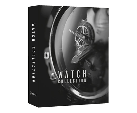 Book Box Watch Collection - Colorido | WestwingNow