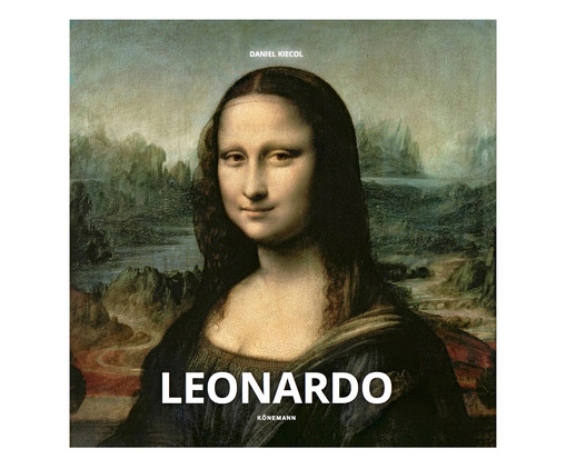 "Livro ""Leonardo"", colorido | WestwingNow"