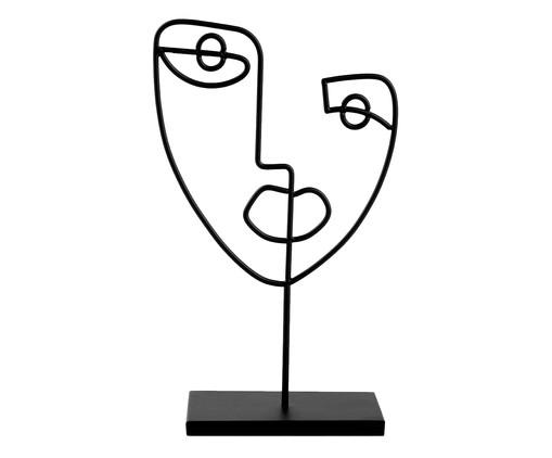 Adorno Julia - Preto, Preto | WestwingNow