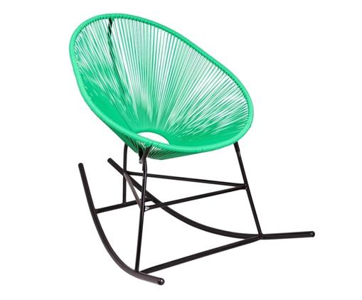 Cadeira Acapulco Balanço - Verde, Verde | WestwingNow