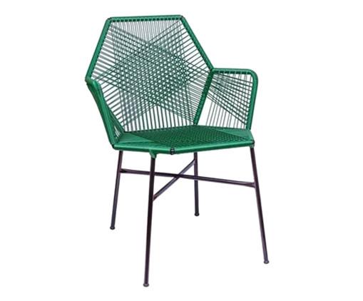 Cadeira Tropicalia - Verde Musgo, Verde | WestwingNow