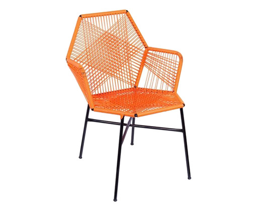 Cadeira Tropicalia - Laranja, Laranja | WestwingNow
