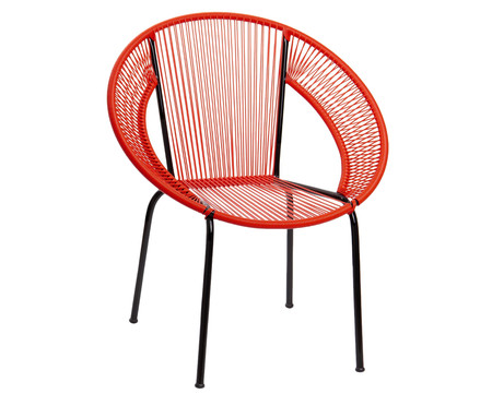 Cadeira Cancun - Vermelha | WestwingNow