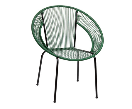 Cadeira Cancun - Verde Musgo | WestwingNow