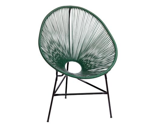 Cadeira Acapulco Baka - Verde Musgo, Verde | WestwingNow
