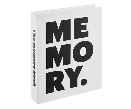 Book Box Memory Fin | WestwingNow