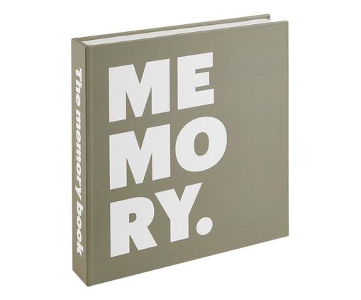 Book Box Memory - Cinza, Cinza,branco | WestwingNow
