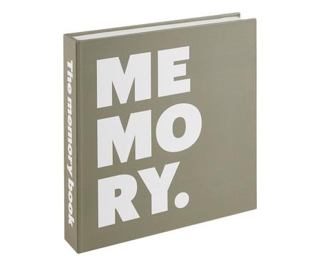 Book Box Memory - Cinza | WestwingNow