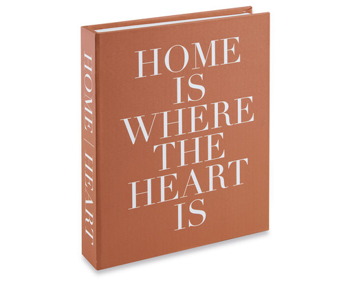 Book Box Home - Cobre, Cobre,branco | WestwingNow