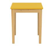 Banquinho Pine - Amarelo | WestwingNow