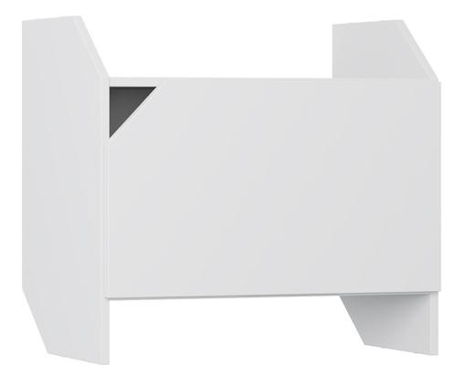 Armário Aéreo Soul - Branco, Branco | WestwingNow
