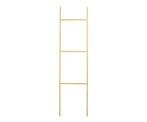 Escada Decorativa de Ferro Linee - Dourada, Dourado | WestwingNow