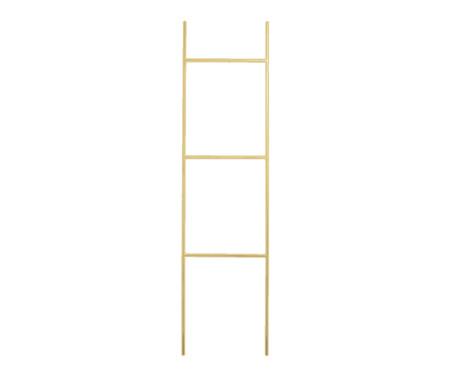 Escada Decorativa de Ferro Linee - Dourada | WestwingNow