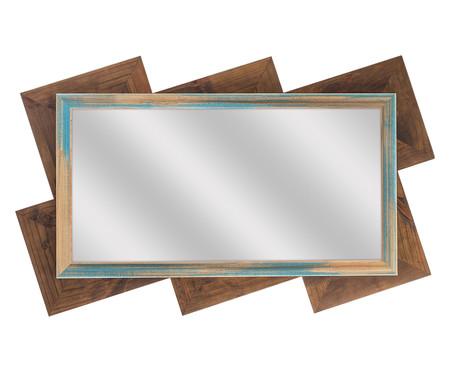 Espelho Vision - Marrom | WestwingNow