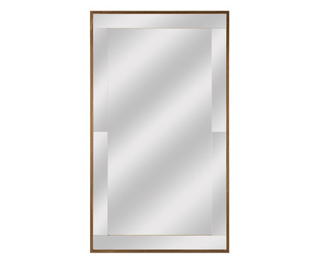 Espelho Potenza - Marrom | WestwingNow