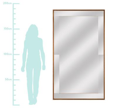 Espelho de Parede Potenza - 105X184cm | WestwingNow