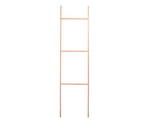 Escada Decorativa de Ferro Linee - Acobreada, Marrom | WestwingNow